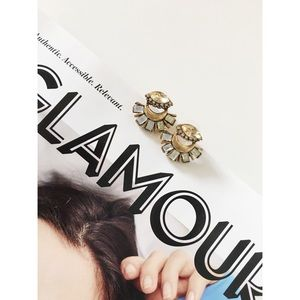 Glamour Old Hollywood style earrings